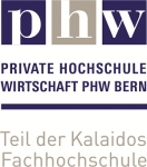 Logo Private Hochschule Wirtschaft PHW Bern           Executive MBA FH mit drei Schwerpunkten: General Management, Business Engineering oder Management