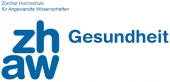 Logo ZHAW Zürcher Hochschule für Angewandte Wissenschaften - Departement Gesundheit            Master  Master of Advanced Studies in Patienten- und Familienedukation