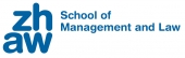 Logo ZHAW Zürcher Hochschule für Angewandte Wissenschaften - School of Management and Law           MAS Marketing Management